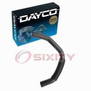 Dayco Upper Radiator Coolant Hose for 1995-2000 Ford Explorer 4.0L V6 Belts lz
