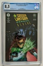 Green Lantern vs. Aliens #1 (of 4) CGC Universal Grade 8.5 White Pages
