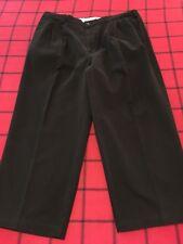 SONOMA  MEN'S W 40 X 26 SEAWEED PREMIUM QUALITY WEAR KHAKI CHINO CASUAL PANTS