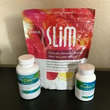 Plexus TRIPLEX Pink Drink Microbiome, BioCleanse, Probio5 Combo🚐SAME DAY SHIP!!