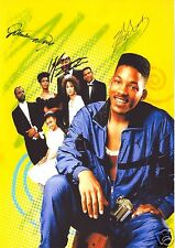 THE FRESH PRINCE OF BEL-AIR CAST AUTOGRAPH SIGNED PP PHOTO POSTER WILL SMITH
