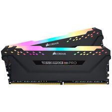 16GB Corsair Vengeance RGB Pro DDR4 3200MHz CL16 Dual Channel Kit (2 x 8GB)