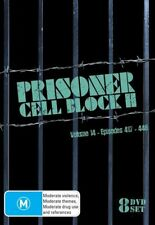 PRISONER - CELL BLOCK H - VOLUME 14 - EPISODES 417-448 (8DVD SET) NEW!! SEALED!!