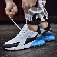 Air Cushion Men's Casual Sneakers Breathable Mesh Gym Running Shoes AIR 270 US