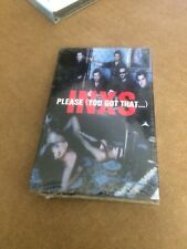 INXS PLEASE ( YOU GOT THAT...) FACTORY SEALED CASSETTE SINGLE C7
