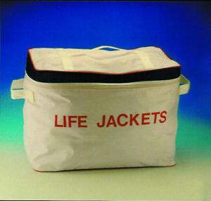 Quality Lifejacket Life Jackets Storage Bag Boat Yacht Sailing KT1