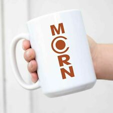 MCRN Stacked in Red Mug - Coffee Mug