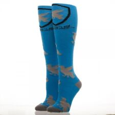 Brand New Licensed Harry Potter All Over RAVENCLAW Knee Socks For Women