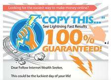 100% Profits Autopilot Website for sale Make Money Online Work At Home