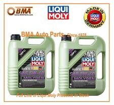 NEW Liqui Moly MOLYGEN New Generation 5W-40 VW BMW Porsche Audi 10 Liters 20232