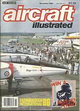 Aircraft Illustrated Magazine - November 1986