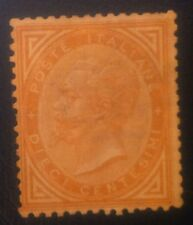 ITALY Rare Stamp -MINT--GENUINE YT15#Victor-emmanuel {wk-Crown§value £2300,00