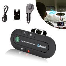 Bluetooth Freisprecheinrichtung Bluetooth 4.2 Freisprechanlage Auto KFZ USB