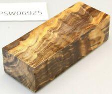 Ahorn braun stabilisiert | 120x45x30 | puq stabwood | quilted maple burl 6925