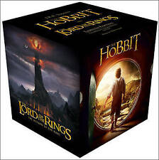 The Hobbit and Lord of the Rings Complete Gift Set Unabridged by J. R. R. Tolkien (CD-Audio, 2012)