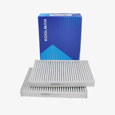Washable Drop-In Replacement Air Filter for 1999-2015 Mercedes-Benz V6//V8 Blue