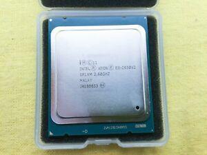 SR1AM Intel Xeon Processor E5-2630V2 2.6GHz 15MB Cache 6-Core CPU