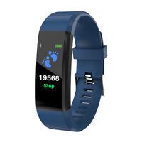 115plus smart braccialetto fitness tracker contapassi smartband anti-perso  C3K1