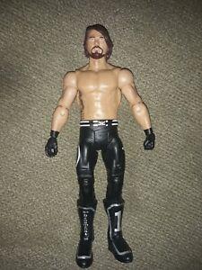 AJ STYLES 2011 MATTEL WWE FIGURE WRESTLING D