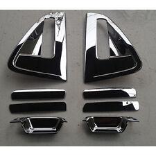 Chrome Door Handle Cover 8p 1Set For 10 11 12 13 14 15 Chevy Holden Spark Matiz