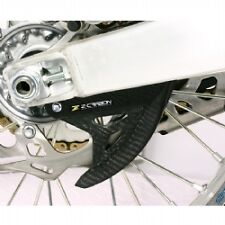 SUZUKI  RM125  RM 125  RM250   RM 250  2005-2008  ZETA CARBON REAR DISK GUARD
