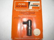 Fram FV183 PCV Valve fits 74-75 Chevrolet Corvette 5.7L-V8