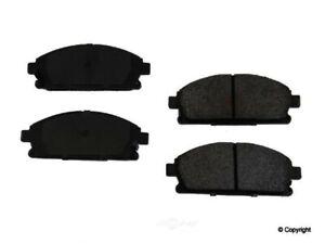 Disc Brake Pad Set-Original Performance Semi-Met Front WD Express 520 08550 507