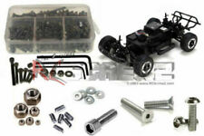 RC Screwz Stainless Steel Screw Kit for Losi 1/24 Micro SCT #los058