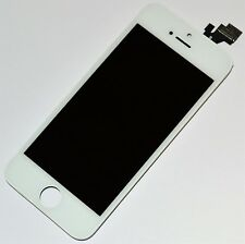 iPhone 5 Retina Display Touchscreen komplett LCD Bildschirm Glas weiß front NEU