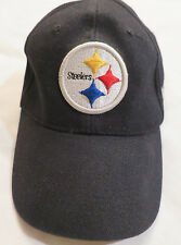 Reebok NFL Pittsburgh Steelers Hat Ball Cap Adjustable Strap Fit Toddler Child
