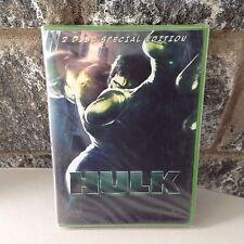 Vintage#2003 Dvd Hulk Ang Lee Nuovo Sigillato # Factory Sealed