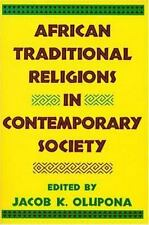 African Traditional Religions in Contemporary Society