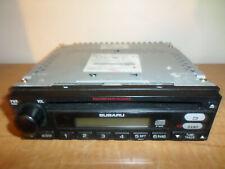 Radio Receiver AM FM CD Player 2002-2004 Subaru LEGACY 86201AE28A - Fast Ship
