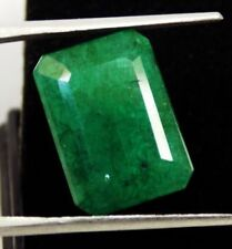 Zambia Loupe Clean Translucent Loose Natural Emeralds