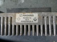 RENAULT KANGOO MISC X61 10/10- GLOW PLUG CONTROL UNIT 8200558438