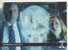 """The X-Files Season 10 """"Founders Mutation"""" DOUBLE-SIDED Promo Trading Card No.3"""