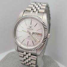Vintage ENICAR 25Jewels Men's Automatic watch ETA 2789-1 DAY DATE swiss made