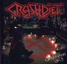 Crashdiet - Generation Wild (CD Jewel Case)