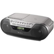 Sony Cfd-S05 Radio Cassette Recorder Boombox Speaker, Cassette Not Working