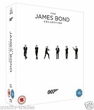 ❏ James Bond Ultimate Complete Collection 23 Film Disc Blu Ray Box Set ❏ SPECTRE