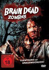 DVD | Brain Dead Zombies - Verwesung ist unausweichlich! | FSK 18 Wendecover Neu