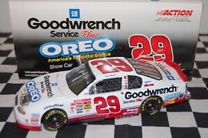Kevin Harvick #29 GM Goodwrench Plus / OREO Chevrolet 01 1/24 NASCAR Die-cast