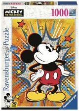 Ravensburger RB15391-6 1000 Pieces Disney Retro Mickey Puzzle