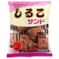 Matsunaga, Shiruko Sand, Azuki Flavor Biscuit, 110g, Japan