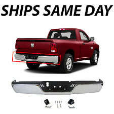 NEW Steel Chrome Rear Step Bumper Assembly For 2009-2016 Dodge Ram 1500 09-16