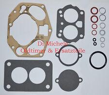 32 NDIX Zenith Vergaser Dichtkit, 1-10 Stück, Gasket Kit, Porsche 356