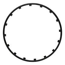 """Wheel  Protector - Rim Ringz 17"""" Black"""