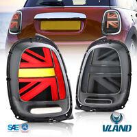 Fanale posteriore LED per Mini Cooper F55 F56 F57 14-18 Union Jack luci di coda