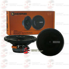 NEW MEMPHIS PRX 6.5 INCH 2-WAY CAR AUDIO SPEAKERS (PAIR) 6.5
