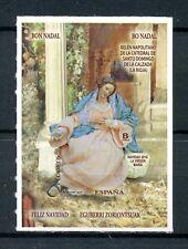 Spain 2016 MNH Christmas Religious Classic Tarifa B 1v S/A Set Stamps